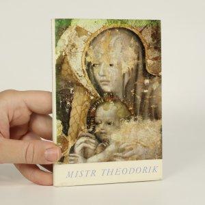 náhled knihy - Mistr Theodorik