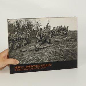 náhled knihy - Pěšky 1. světovou válkou : objektivem neznámého vojáka