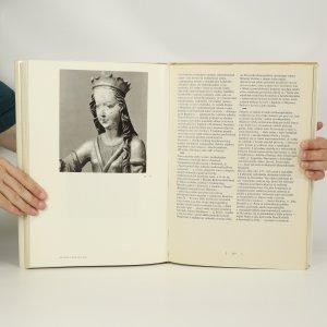 antikvární kniha Gotická plastika na Slovensku, 1972