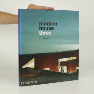 náhled knihy - Modern House Three