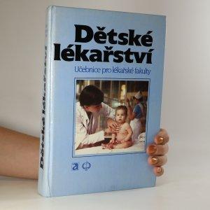 náhled knihy - Dětské lékařství