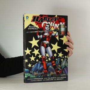 náhled knihy - Harley Quinn. Šílená odměna