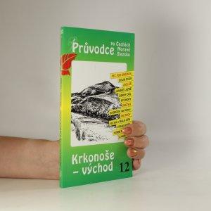 náhled knihy - Krkonoše - východ