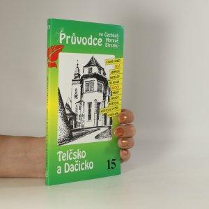 náhled knihy - Telčsko a Dačicko