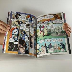 antikvární kniha Harley Quinn. Kniha třetí, Láska na první ránu, 2018