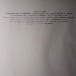 antikvární kniha Die Malerei der Renaissance. Die Malerei der Gotik und früh Renaissance. (signováno R 1939), neuveden