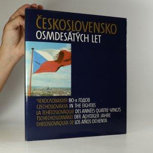 náhled knihy - Československo osmdesátých let