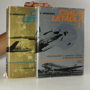 náhled knihy - Civilní letadla. 1. - 2. díl (2 díly ve 2 svazcích)