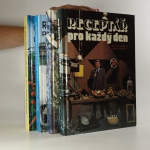 náhled knihy - Receptář pro každý den I.-IV. (ve 4 svazcích)