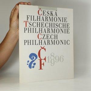 náhled knihy - Česká filharmonie. ČF 1896-1996