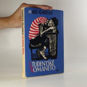náhled knihy - Studentské romaneto