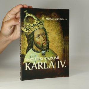 náhled knihy - Skryté soukromí Karla IV.
