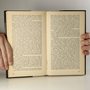 antikvární kniha Nešťastný milenec, 1973
