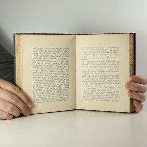 antikvární kniha Konec Hackenschmidův. Akta působnosti čertova kopyta, 1904