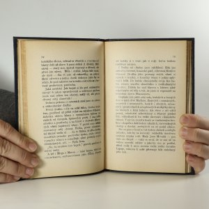 antikvární kniha Hore Váhom. Obrazy z Tater, 1928