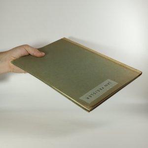 antikvární kniha Jan Preisler, 1940