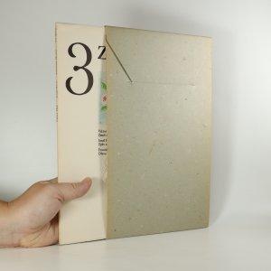 náhled knihy - Tři zpěvy
