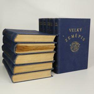 náhled knihy - Velký zeměpis (11 svazků)