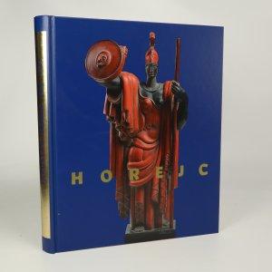 náhled knihy - Jaroslav Horejc nejen sochař