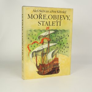 náhled knihy - Moře, objevy, staletí