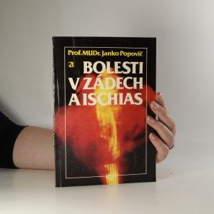náhled knihy - Bolesti v zádech a ischias