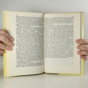 antikvární kniha Ozvěna výstřelů z Dallasu, 1986