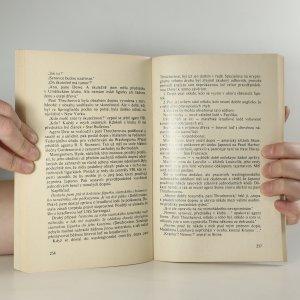 antikvární kniha Velké případy FBI, 1987