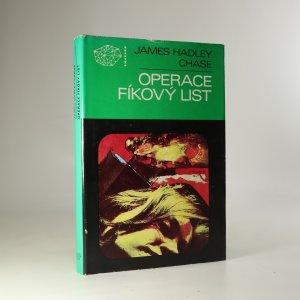 náhled knihy - Operace Fíkový list
