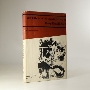 náhled knihy - O smutných očích Hany Karadžičové