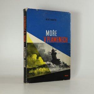 náhled knihy - Moře v plamenech