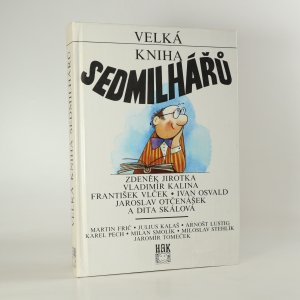 náhled knihy - Velká kniha Sedmilhářů