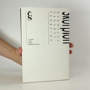 antikvární kniha Škorpión, 1990