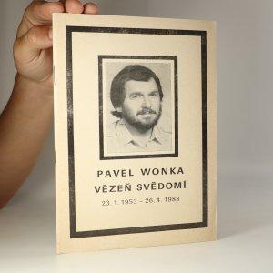 náhled knihy - Pavel Wonka: Vězeň svědomí