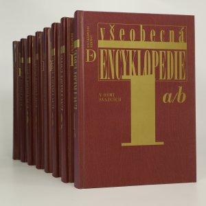 náhled knihy - Všeobecná encyklopedie v osmi svazcích