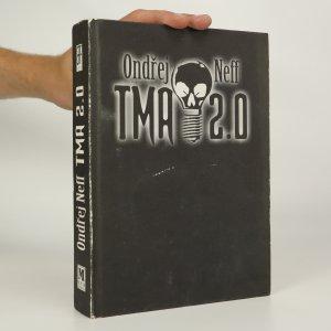 náhled knihy - Tma 2.0 (kniha je cítit kouřem)