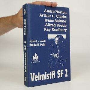 náhled knihy - Velmistři SF 2 (kniha je cítit kouřem)