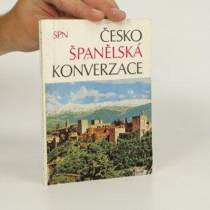 náhled knihy - Česko-španělská konverzace (kniha je cítit kouřem)