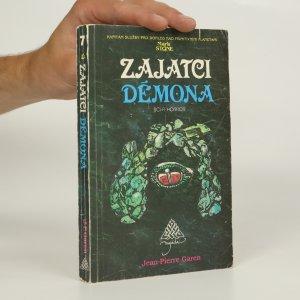 náhled knihy - Zajatci démona (kniha je cítit kouřem)