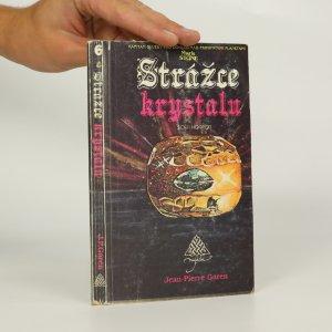 náhled knihy - Strážce krystalu (kniha je cítit kouřem)
