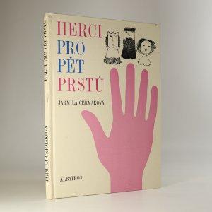 náhled knihy - Herci pro pět prstů