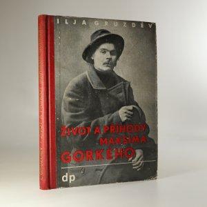 náhled knihy - Život a příhody Maksima Gorkého