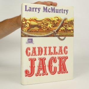 náhled knihy - Cadillac Jack (kniha je cítit kouřem)