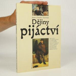náhled knihy - Dějiny pijáctví (kniha je cítit kouřem)