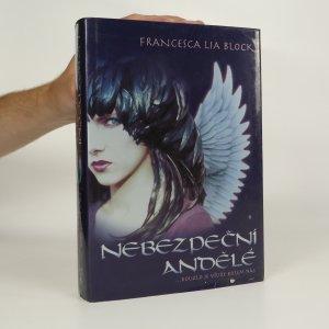 náhled knihy - Nebezpeční andělé (kniha je cítit kouřem)