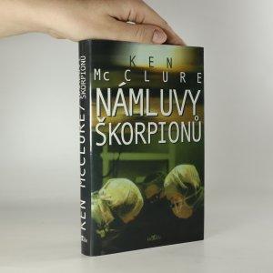 náhled knihy - Námluvy škorpionů