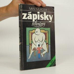 náhled knihy - Zápisky šílencovy (kniha je cítit kouřem)
