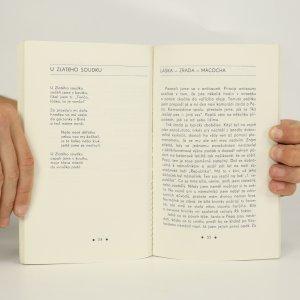 antikvární kniha Zápisky šílencovy (kniha je cítit kouřem), 1990