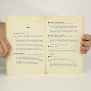 antikvární kniha Dieta při ateroskleróze (kniha je cítit kouřem), 1998