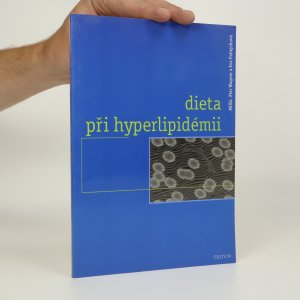 náhled knihy - Dieta při hyperlipidémii (kniha je cítit kouřem)