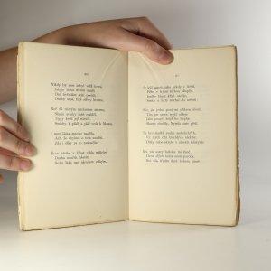 antikvární kniha Jana Kollára Slávy dcera ve třech zpěvích, 1924